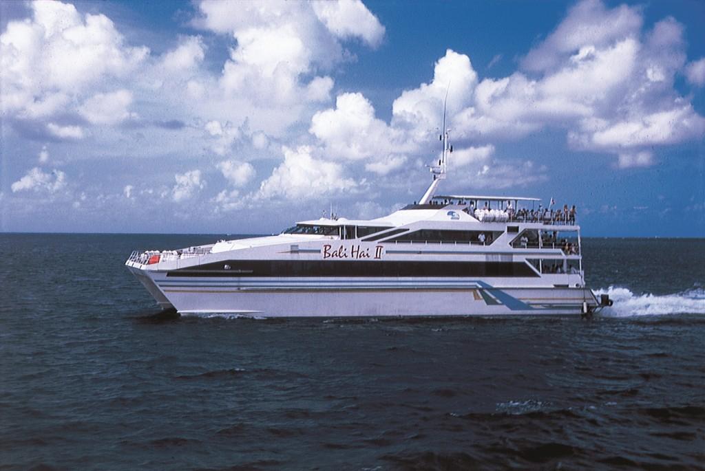 bali hai cruise - beach club3