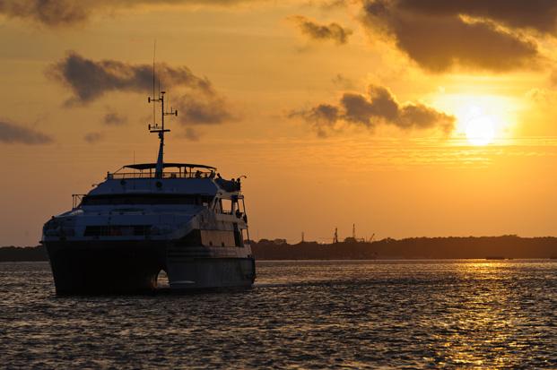 sunset dinner cruise`