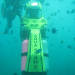 skuter bawah laut