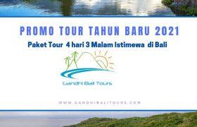 Promo Bali Tahun Baru 2021