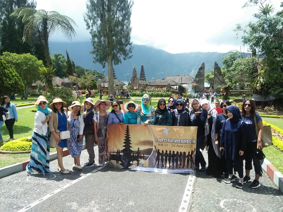 tour harian di Bali